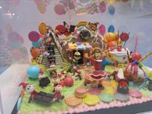 男前オーナー日記。菓子博行きました。
